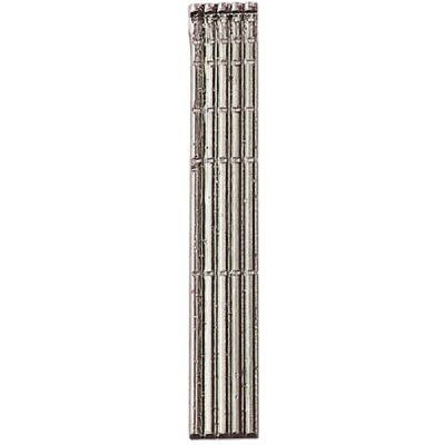 Grip-Rite 16-Gauge Galvanized Straight Finish Nail, 2 In. (1000 Ct.)