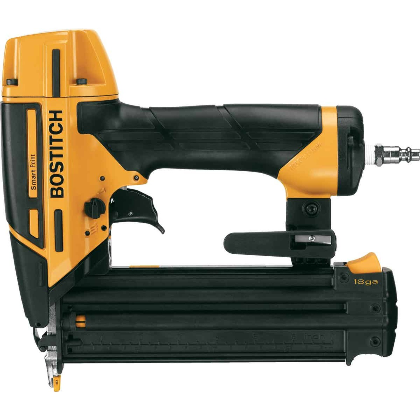 Bostitch Smart Point 18-Gauge 2-1/8 In. Brad Nailer Kit Image 1