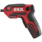SKIL 4-Volt Lithium-Ion 1/4 In. Hex Rechargeable Cordless Screwdriver Image 1