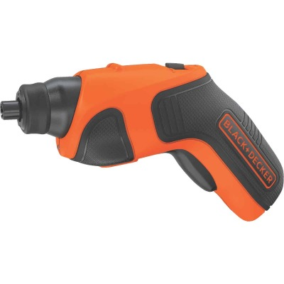 Black & Decker 4-Volt MAX Lithium-Ion 1/4 In. Cordless Screwdriver