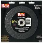 Do it Type 1 6-1/2 In. x 1/8 In. x 5/8 In. Masonry Cut-Off Wheel Image 1
