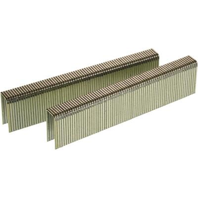 Senco 16-Gauge Galvanized Heavy Wire Decking Staples, 7/16 In. x 1 In. (5000 Ct.)