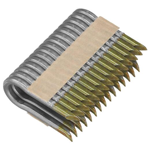 DeWalt 1-3/4 In. 9 Ga. Galvanized Barbed Collated Fence Staple (960-Ct.)