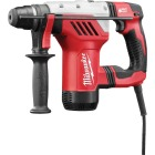 Milwaukee 1-1/8 In. SDS-Plus Keyless 8.0-Amp Electric Hammer Drill Image 1