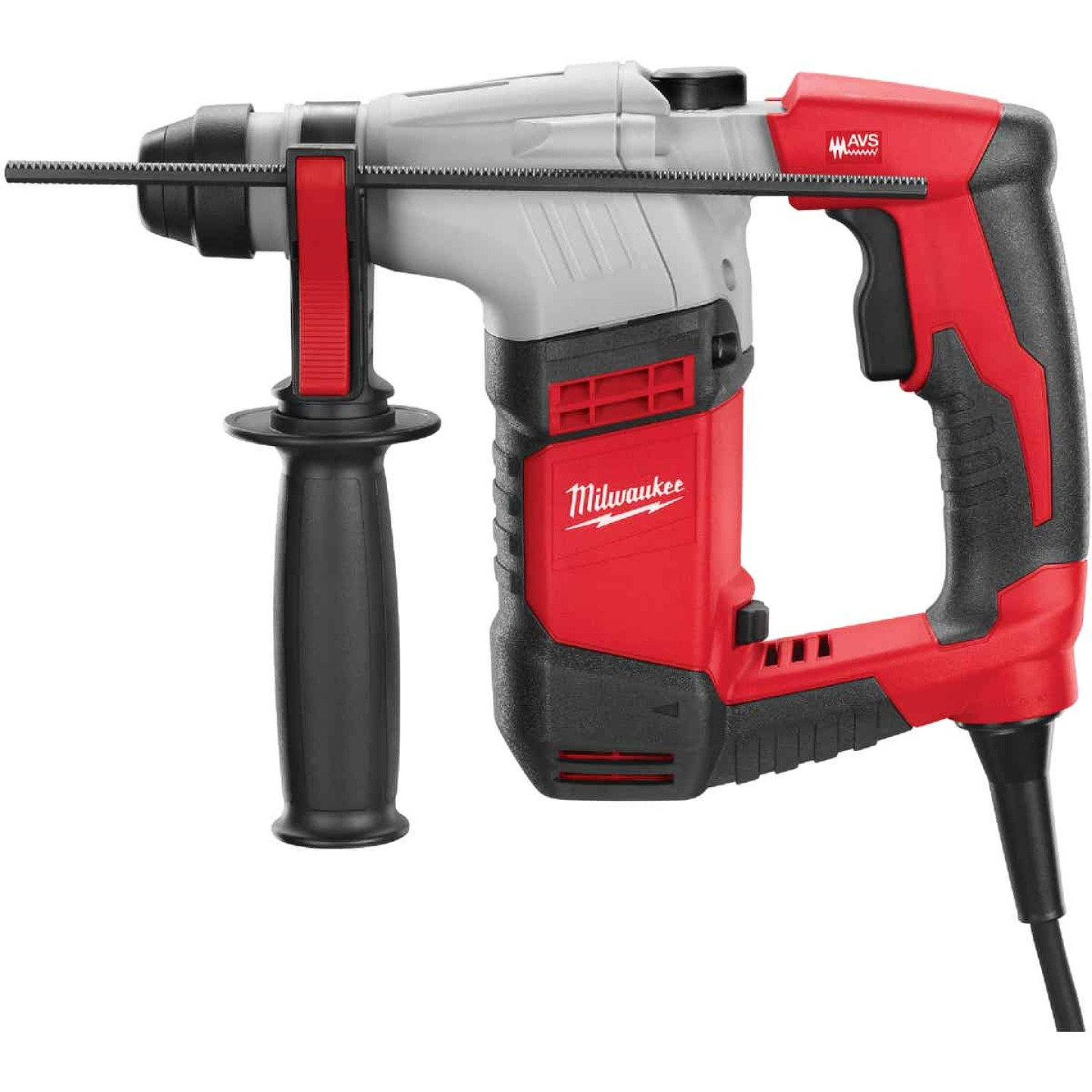 Milwaukee 5/8 In. SDS-Plus Keyless 5.5-Amp Electric Rotary Hammer Drill Image 1