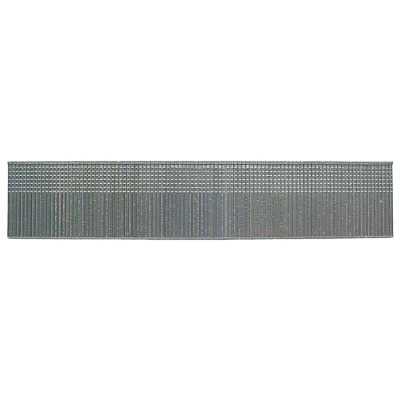 Grip-Rite 16-Gauge Galvanized Straight Finish Nail, 1-1/2 In. (2500 Ct.)