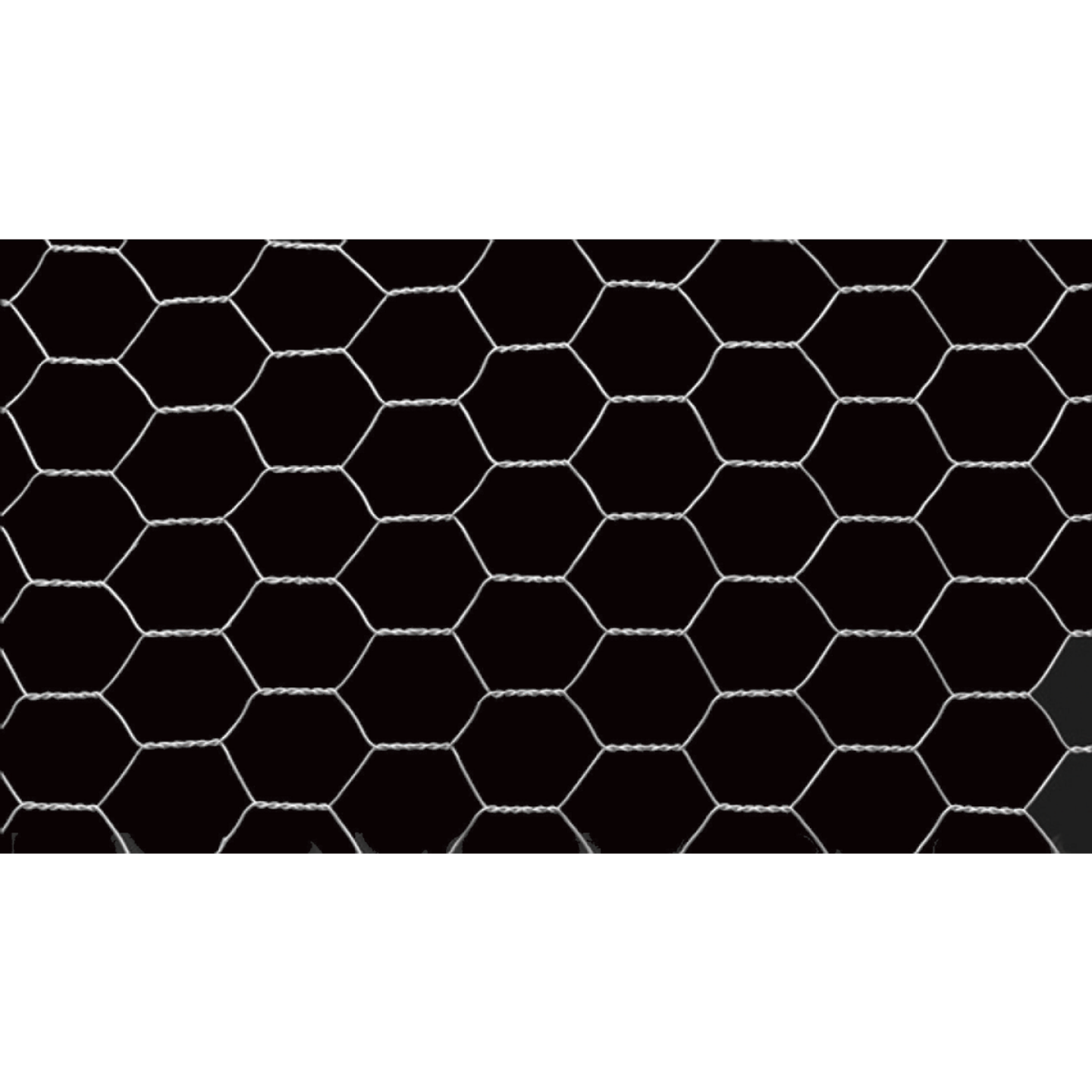 Do it 2 In. x 24 In. H. x 25 Ft. L. Hexagonal Wire Poultry Netting Image 2